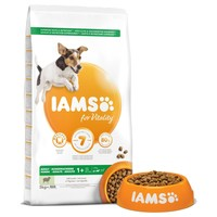 Iams for Vitality Small/Medium Breed Adult Dog Food (Lamb) big image