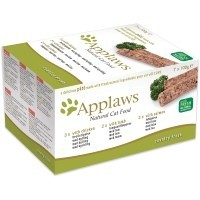 Applaws Adult Cat Food Pate 7 x 100g Trays (Country Selection) big image