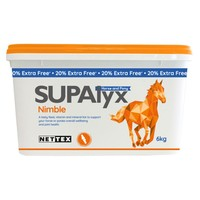 SUPAlyx Nimble Lick for Horses and Ponies 6kg big image