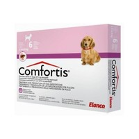 Comfortis Chewable Flea Tablets 270mg big image