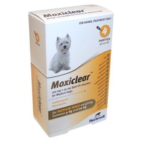 Moxiclear Spot-On Solution for Medium Dogs (4 Pipettes) big image