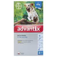 Advantix for Extra Large Dogs 4.0 ml big image