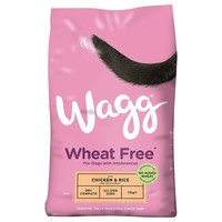 Wagg Complete Wheat Free Dry Dog Food (Chicken & Rice) big image