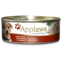 Applaws Adult Dog Food in Broth 12 x 156g Tins (Chicken) big image