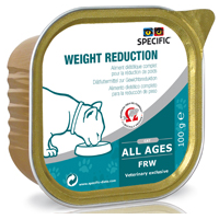 Specific Weight Reduction Feline FRW Cat Alutrays 7 x 100g big image