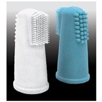 Finger Toothbrushes for Dogs big image