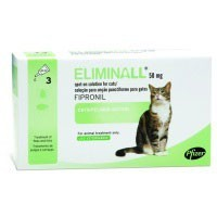 Eliminall Spot-On For Cats Single Pipette big image