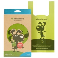 Earth Rated Poop Bags with Handles (120 Pack) big image