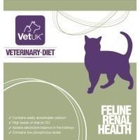 VetUK Veterinary Diet Feline Renal Health big image