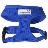 Doodlebone Soft Vest Harness (Royal Blue) big image