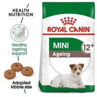 Royal Canin Mini Ageing 12+ Dry Dog Food 1.5Kg big image