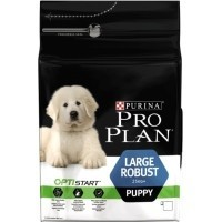 Purina Pro Plan OptiStart Large Robust Puppy Food (Chicken) big image