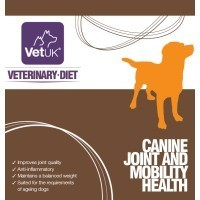 VetUK Veterinary Diet Canine Joints and Mobility Health big image