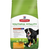 Hills Science Plan Youthful Vitality 5+ Dry Food for Large Breed Dogs (Chicken) 10kg big image