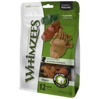 Whimzees Alligator Dog Chews (Resealable Pack) big image