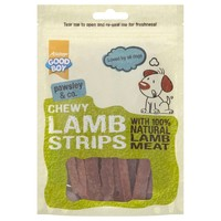 Good Boy Pawsley Chewy Lamb Strips Dog Treats 80g big image