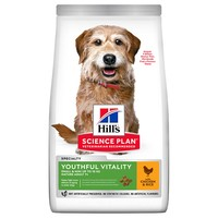 Hills Science Plan Youthful Vitality Mature 7+ Small & Mini Breed Dry Dog Food (Chicken) big image