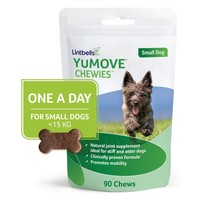 Lintbells Yumove One-a-Day Chewies Joint Supplement for Dogs big image
