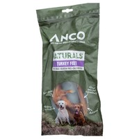 Anco Naturals Turkey Feet (2 Pack) big image