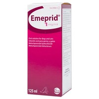 Emeprid 1mg/ml Oral Solution for Cats and Dogs 125ml big image