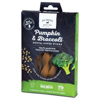 Go Native Dental Super Sticks with Pumpkin & Broccoli (6 Sticks) big image