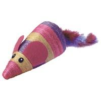 KONG Wrangler Scratch Mouse Cat Toy big image