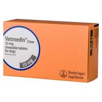 Vetmedin 10mg Flavoured Tablets for Dogs big image