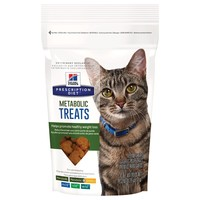 Hills Prescription Diet Metabolic Cat Treats big image
