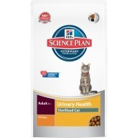 Hills Science Plan Urinary Health Sterilised Cat Adult Cat Food (Chicken) big image