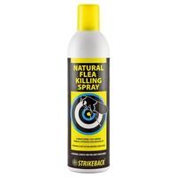 Strikeback Natural Flea Killing Spray 530ml big image