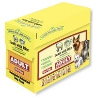 James Wellbeloved Adult Dog Lamb & Rice Pouches (10 x 150g) big image
