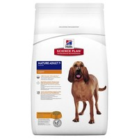 Hills Science Plan Mature 7+ Light Medium Adult Dog Food (Chicken) big image