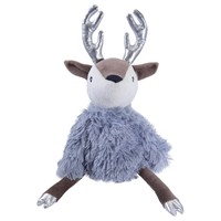 Rosewood Cupid & Comet Luxury Rudy Reindeer Soft Toy for Dogs big image