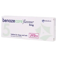 Benazecare 5mg Flavoured Tablet for Cats and Dogs big image