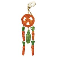 Rosewood Boredom Breaker Carrot Dream Catcher big image