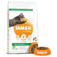 Iams for Vitality Adult Cat Food (Lamb) big image