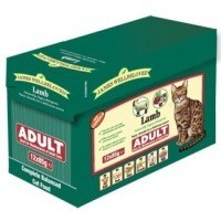 James Wellbeloved Adult Cat 85g Pouches - Lamb big image