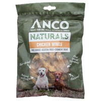 Anco Naturals Chicken Wings 200g big image