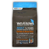 Vet's Kitchen Adult Cat Food 3kg (Chicken & Brown Rice) big image