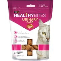 VetIQ Healthy Bites Urinary Care for Cats and Kittens 65g big image