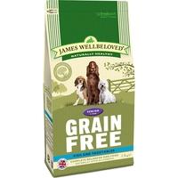 James Wellbeloved Senior Dog Grain Free (Fish and Vegetables) big image