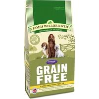 James Wellbeloved Senior Dog Grain Free (Lamb and Vegetables) big image