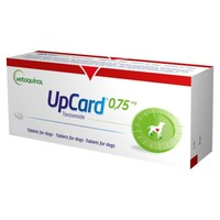 UpCard 0.75mg Tablets for Dogs big image