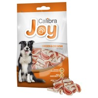 Calibra Joy Chicken & Cod Sushi Treats for Dogs 80g big image