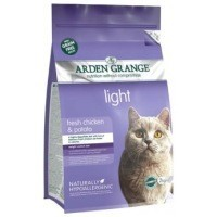 Arden Grange Cat Food Light Chicken and Potato 2Kg big image