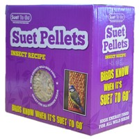 Unipet Suet To Go Suet Pellets for Birds 3Kg big image