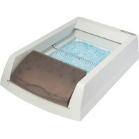 ScoopFree Original Self-Cleaning Litter Box big image