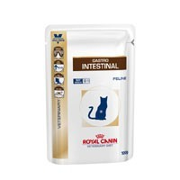 Royal Canin Gastro Intestinal Feline Pouches 12 x 100g big image