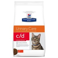 Hills Prescription Diet CD Urinary Stress Dry Food for Cats big image