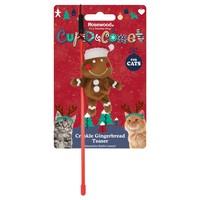 Rosewood Cupid & Comet Crinkle Teaser Cat Toy  big image